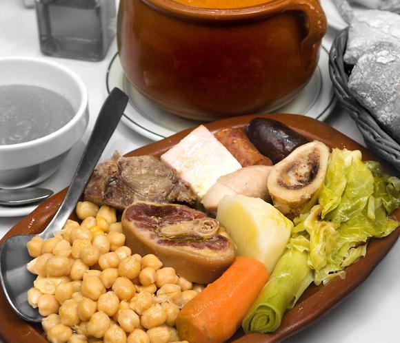 Cocina tradicional: aprende a preparar un auténtico cocido madrileño