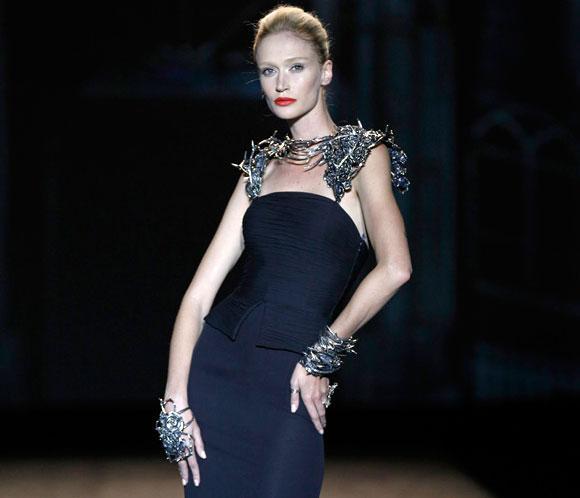 Las joyas de Aristocrazy, 'broche de oro' a la segunda jornada de Fashion Week Madrid