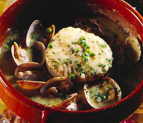 Recetas con pescado: merluza en salsa verde, por Koldo Royo