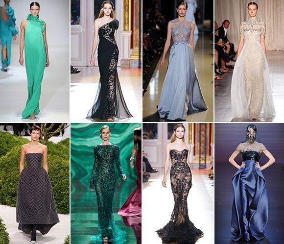 ¿Que vestidos llevarán las invitadas a los Oscar 2013?