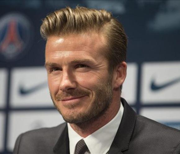 La liga china de fútbol quiere contratar a Beckham como relaciones públicas