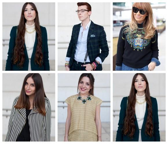 Street Style: El estilo de las bloggers en MBFWM