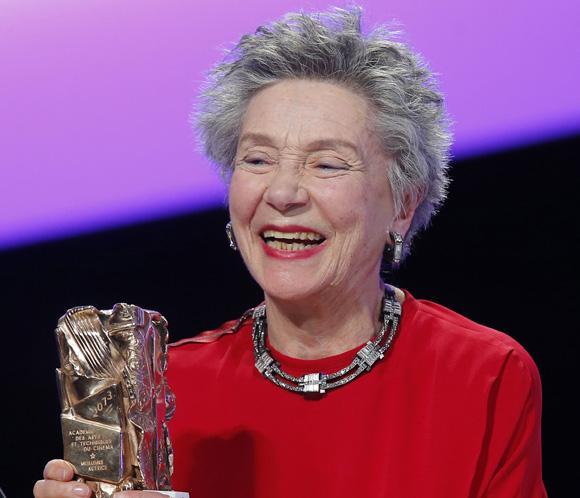 'Amour', de Michael Haneke, conquista los premios César