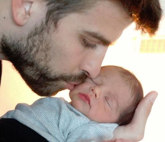 Shakira y Piqué agradecen el éxito de su 'baby shower' para ayudar a los niños