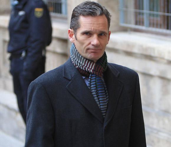 Iñaki Urdangarin afirma que la Casa Real 'no asesoró, autorizó o avaló' sus actividades en Nóos