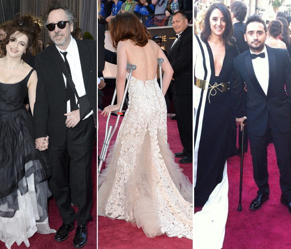 Los Oscar 2013, unos premios 'accidentados'