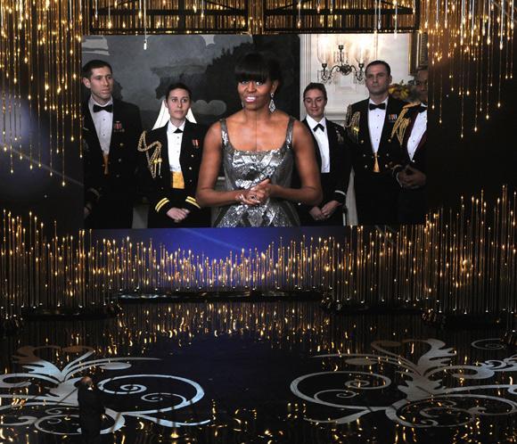 Michelle Obama, la gran sorpresa de los Oscar