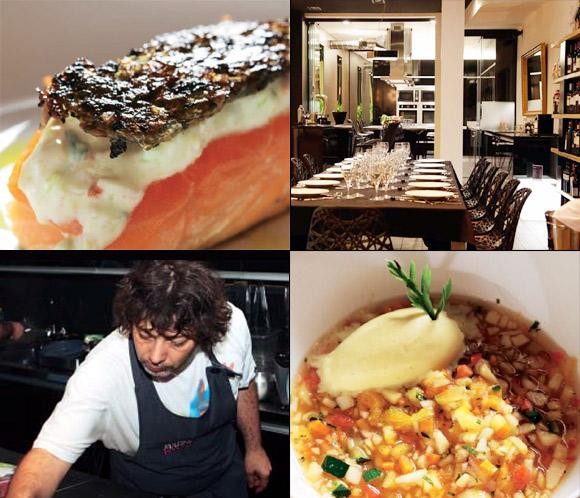 Grandes chefs: aprendiendo a cocinar, con Andrés Madrigal