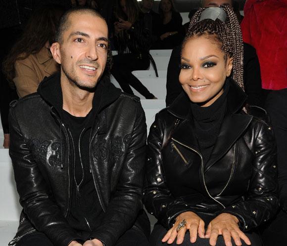 Janet Jackson revela su 'boda secreta' con Wissam Al Mana
