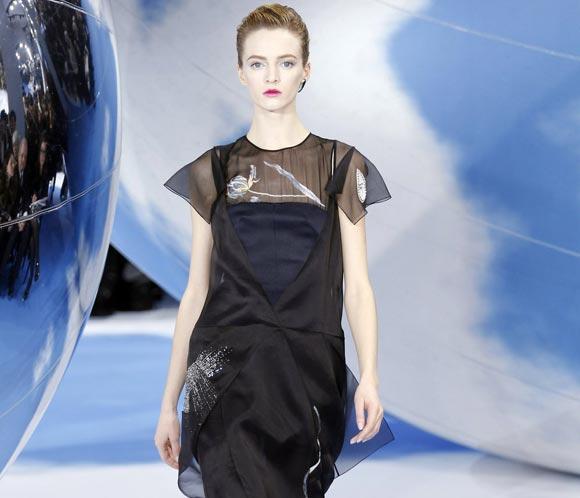 París 'Fashion Week' otoño-invierno 2013-2014: Raf Simons fusiona arte e historia en su nueva colección para Dior