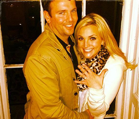 Jamie Lynn, hermana de Britney Spears, anuncia su compromiso