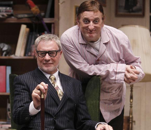 Joaquín Kremel y Javier Gurruchaga, 'los reyes de la risa' sobre las tablas