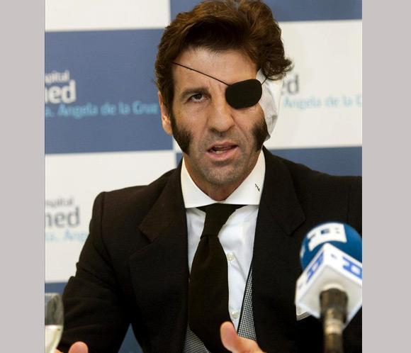 Los médicos autorizan a Padilla a torear el lunes en Valencia
