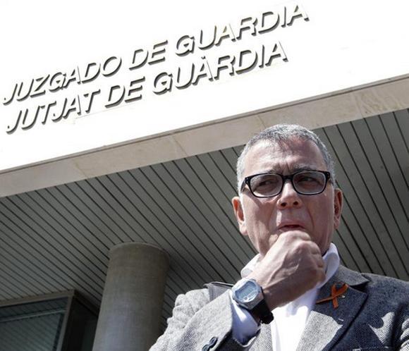 Juan Ramón Lucas, condenado a pagar una multa de 2.160 euros por conducir sin puntos