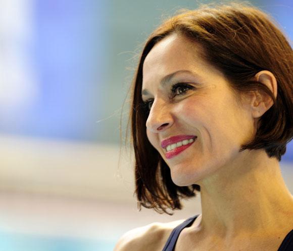 Natalia Millán, sobre su paso por '¡Mira quién salta!': 'Es bueno abrirse a nuevas experiencias en el trabajo'