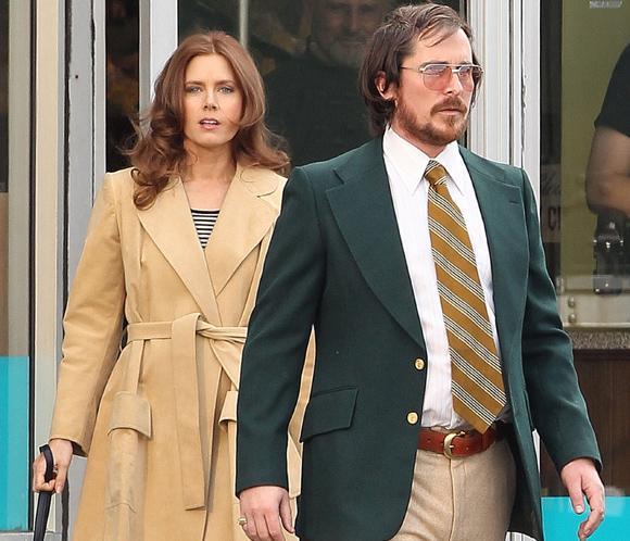 Christian Bale, irreconocible en el rodaje de su nueva película