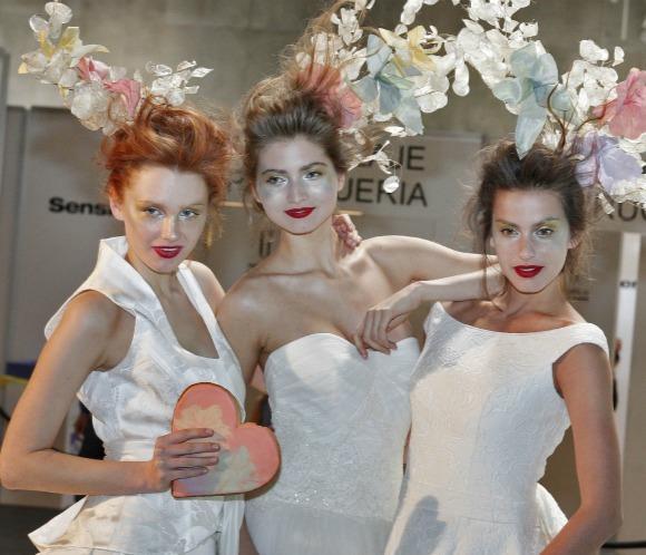 ¿Qué llevarán las novias en 2014?