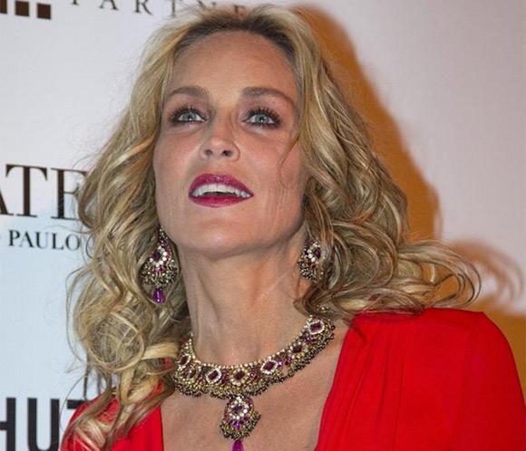 Sharon Stone, Kate Moss yFergie, protagonistas de la gala de la fundación amfAR en Sao Paulo