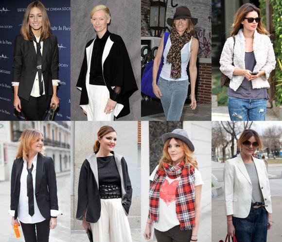 Street Style: Cinco looks tomboy inspirados en celebrities