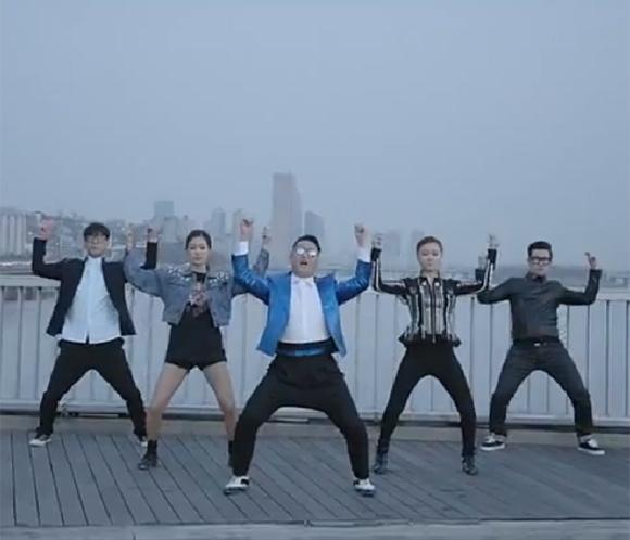 La nueva canción de Psy, autor del 'Gangnam Style' consigue 27 millones de visitas en menos de un día