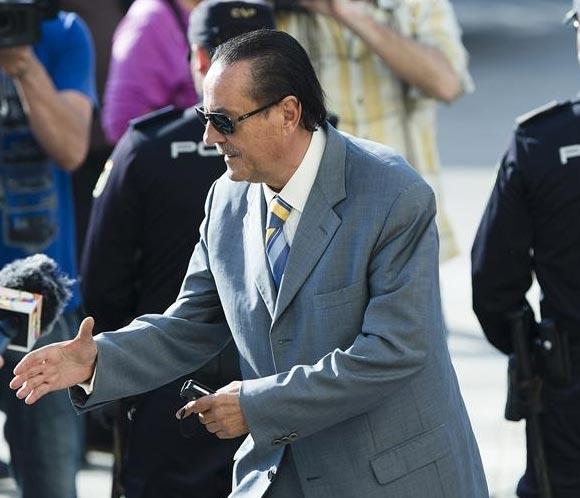 Julián Muñoz, 'indignado' por su regreso a la cárcel