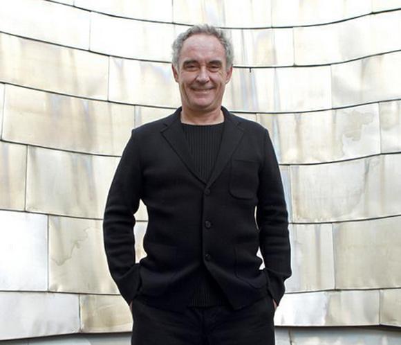 ¿Pagarías 28.000 euros por cenarcon Ferran Adrià?