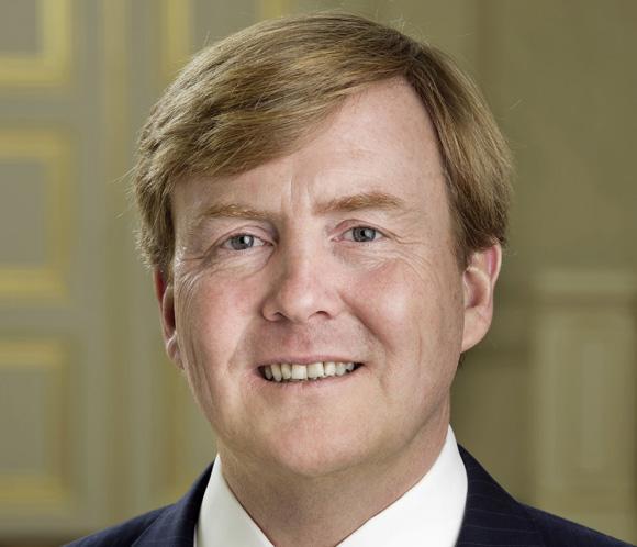 El Papa felicita a Guillermo Alejandro de Holanda