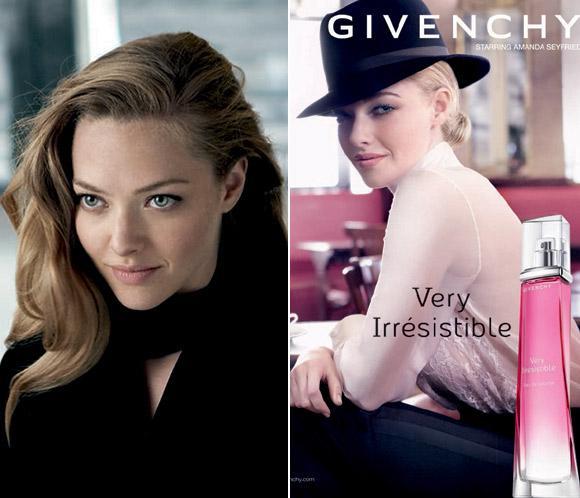 Amanda Seyfried, 'irresistible' como imagen de un perfume