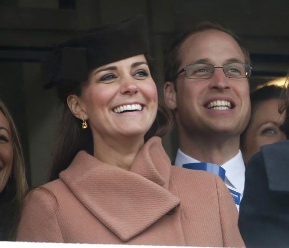 El hijo de los Duques de Cambridge ya tiene su propia nana