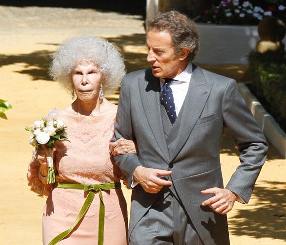 La extraordinaria vida de la duquesa de Alba traspasa fronteras