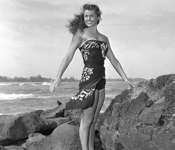 Fallece Esther Williams, la 'sirena de Hollywood'