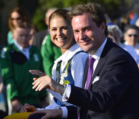 ¡Falta un día para la boda de Suecia! Chris O'Neill: 'Tengo muchas ganas de que llegue la boda. Estoy un poco nervioso'