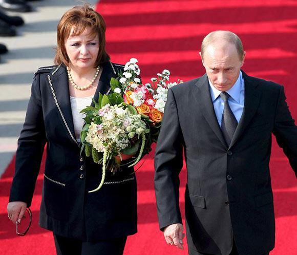 La separación de Putin era un secreto a voces al que sólo le faltaba el sello