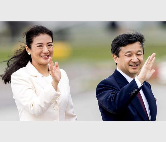 Naruhito y Masako cumplen 20 años de casados
