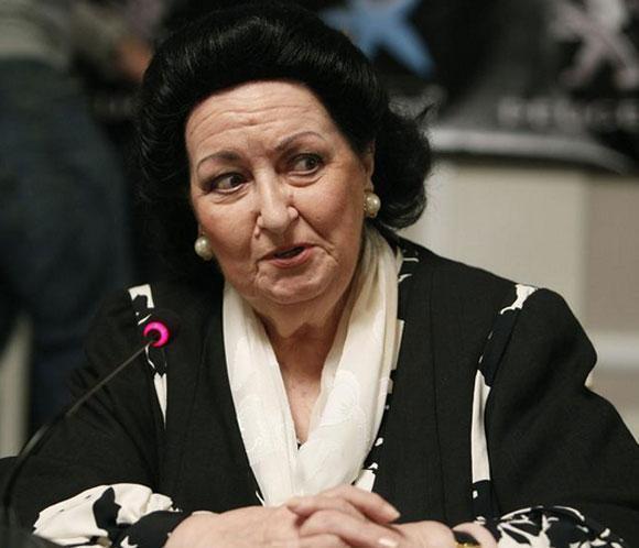 Montserrat Caballé recibe el máximo galardón de Armenia
