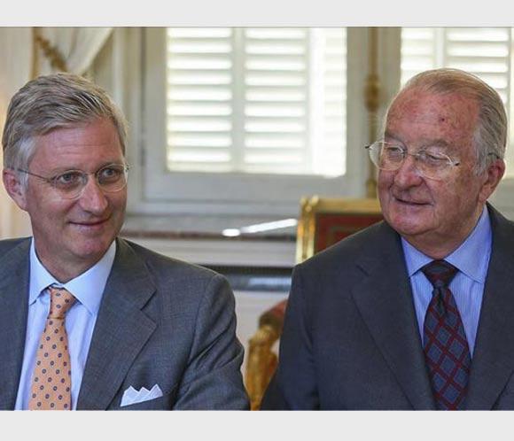 Felipe de Bélgica recibirá la misma dotación que Alberto II cuando sea rey