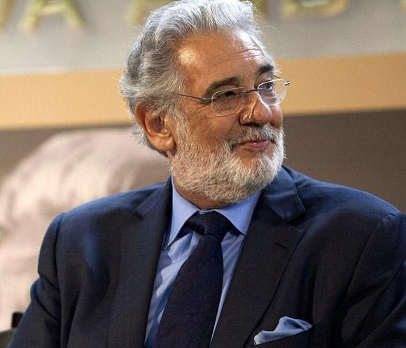 Plácido Domingo, ingresado en Madrid por una embolia pulmonar