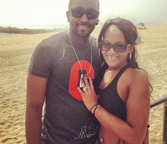 Bobbi Kristina, hija de Whitney Houston, anuncia su compromiso con Nick Gordon