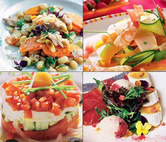Cocina de verano ensaladas para todos los gustos - Cocina para todos ...