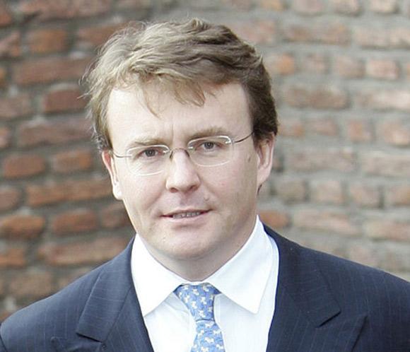 Muere el príncipe Friso de Holanda tras un año y medio en coma