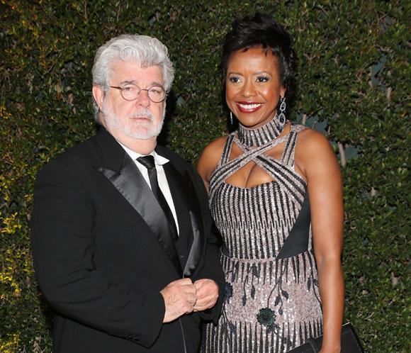 George Lucas, padre de una niña a los 69 años