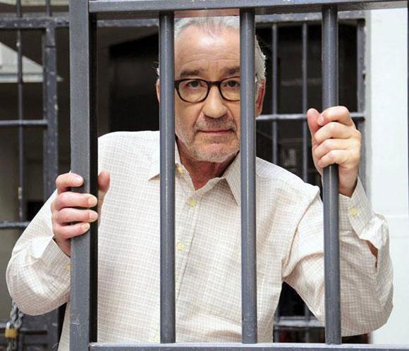 José Sacristán rueda en la vieja cárcel de Segovia 'Magical Girl'