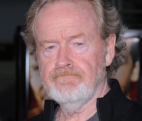 Ridley Scott visita Almería para cerrar los escenarios de su próxima película, 'Exodus'