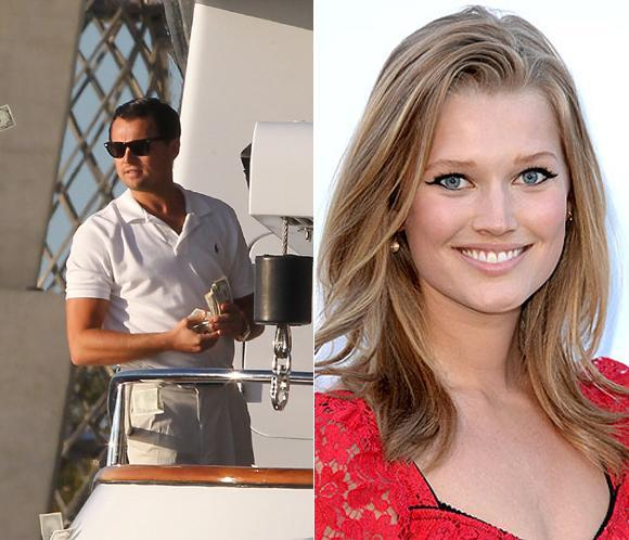 Leonardo Di Caprio y su novia, la modelo alemana Toni Garrn, días de relax en Mallorca