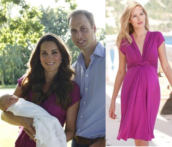 Miles de mujeres caen rendidas al efecto 'Kate Middleton'