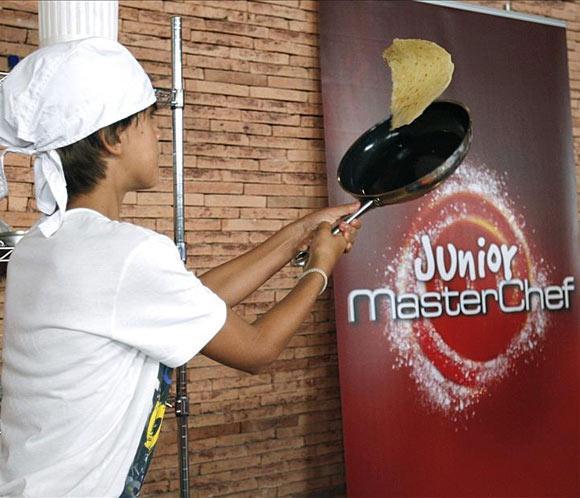 Nervios, diversión y un alto nivel en el casting final de 'MasterChef Junior'