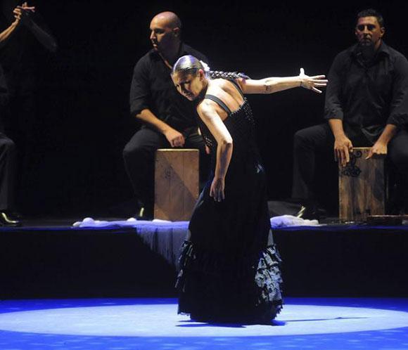 Sara Baras vuelve al Teatro Romano de Mérida