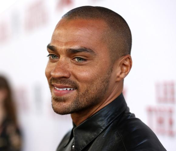 Jesse Williams, actor de 'Anatomía de Grey', va a ser padre por primera vez