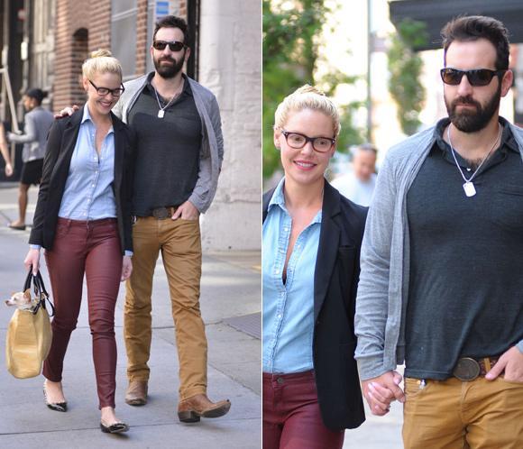 Katherine Heigl y Josh Kelley siguen tan enamorados como ... Katherine Heigl 2013 Boyfriend