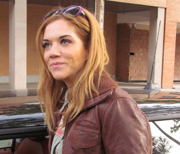 Beatriz Trapote, 'nerviosa' ante su inminente bodacon Víctor Janeiro